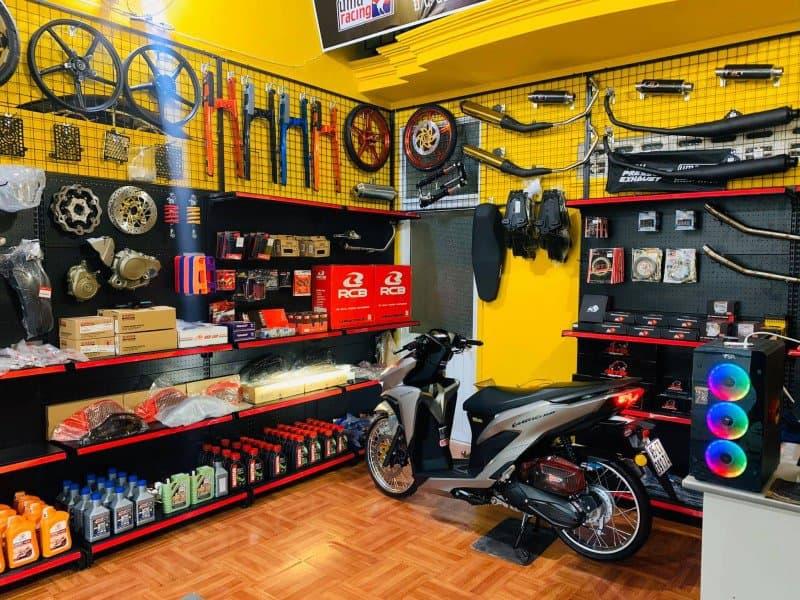 Shop đồ chơi xe Thái Lan