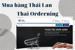 Hệ thống đặt hàng Thaiordering